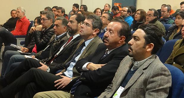 El evento contó con la presencia del Intendente de la región de La Araucanía, Andrés Jouannet.