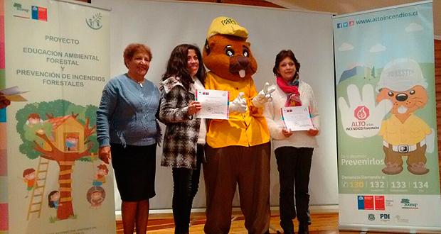 Curso-taller 'Educación Ambiental Sistemática para la Prevención de Incendios Forestales'