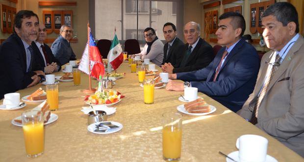 CONAF y CONAFOR establecieron un convenio de cooperación en el marco del fondo de cooperación entre ambos países.