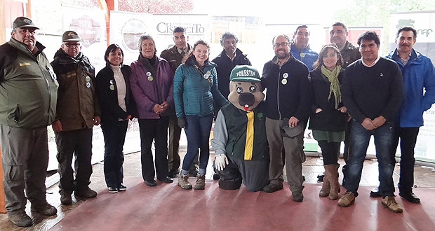 Comunidad de Los Ríos celebró los 35 años de protección Ramsar del Santuario de la Naturaleza Carlos Anwandter.