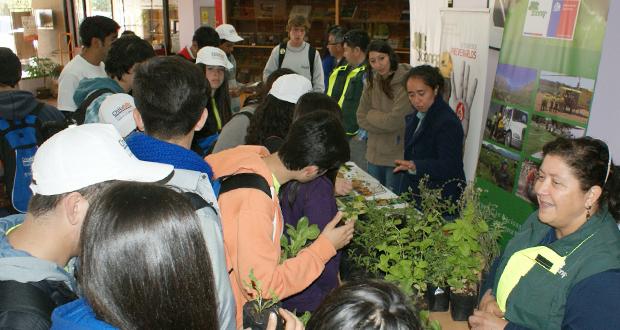 Más de 90 estudiantes participaron en la Jornada de Puertas Abiertas.