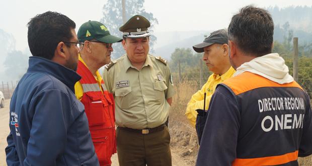 Cabe consignar que con Alerta Roja vigente se encuentra la provincia de San Antonio y la comuna de Casablanca.