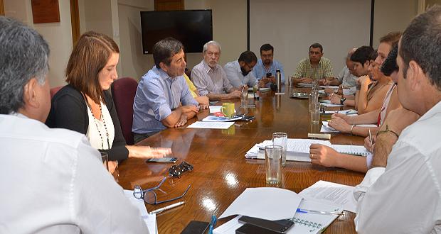 Director de CONAF agradeció el compromiso de los participantes en el plan de Operación Central Integrada.