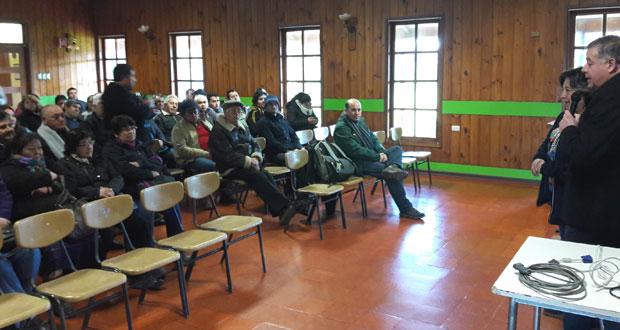 El tema principal fue el uso del fuego para la eliminación de desechos agrícolas y forestales.