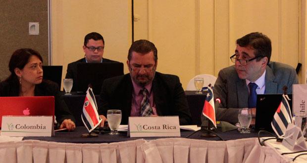 Chile tuvo la Vicepresidencia Subregión del Cono Sur, a través del director ejecutivo de CONAF, Aarón Cavieres.