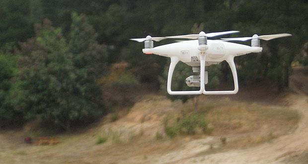 Con  flota de 15 drones, CONAF refuerza fiscalización de talas ilegales y prevención de incendios.