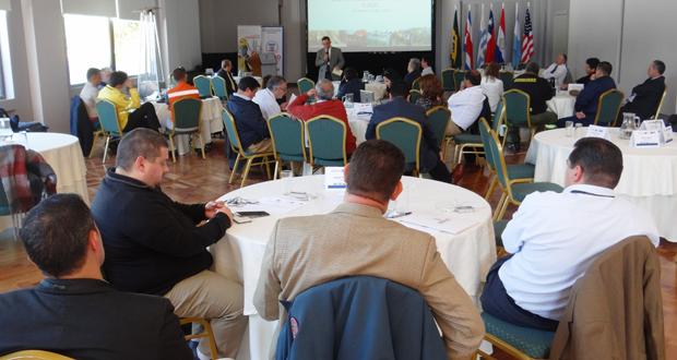 Expertos de cinco países del cono sur se reunieron durante dos días en Viña del Mar para participar en el Foro Subregional de Manejo del Fuego.