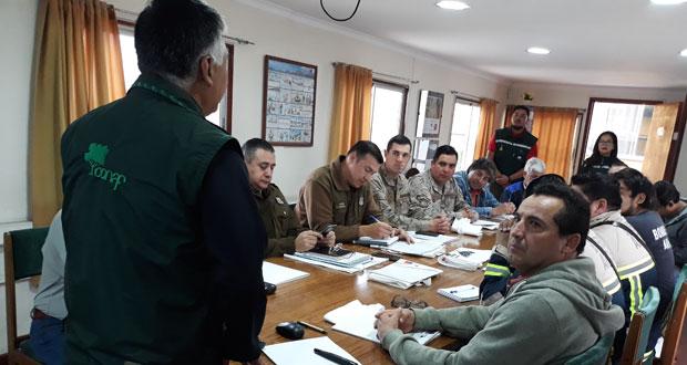 Sólo entre enero y mayo de este año la CONAF Arica y Parinacota lleva registrados 359 avisos de quema por parte de los agricultores de la región.