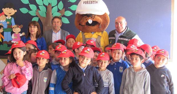 Cabe destacar que esta actividad educativa se desarrolla en las comunas de Mulchén, Los Ángeles, Laja, Yumbel y Cabrero.