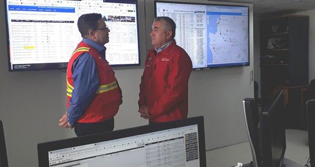 El director de CONAF Biobío, Juan Carlo Hinojosa, entregó un balance regional sobre los incendios que se han registrado hasta la fecha en la región.